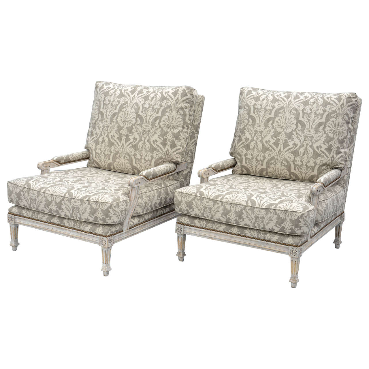 Oversized Armchairs 28 Images French Louis Xvi Style
