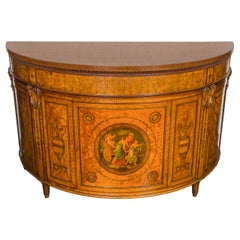 Classical Antique 19th Century Side Cabinet