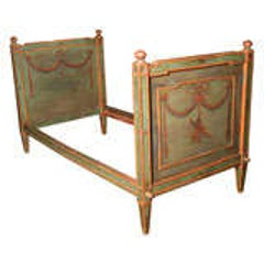 Antique Carved Oak Tester Bed For Sale At 1stdibs