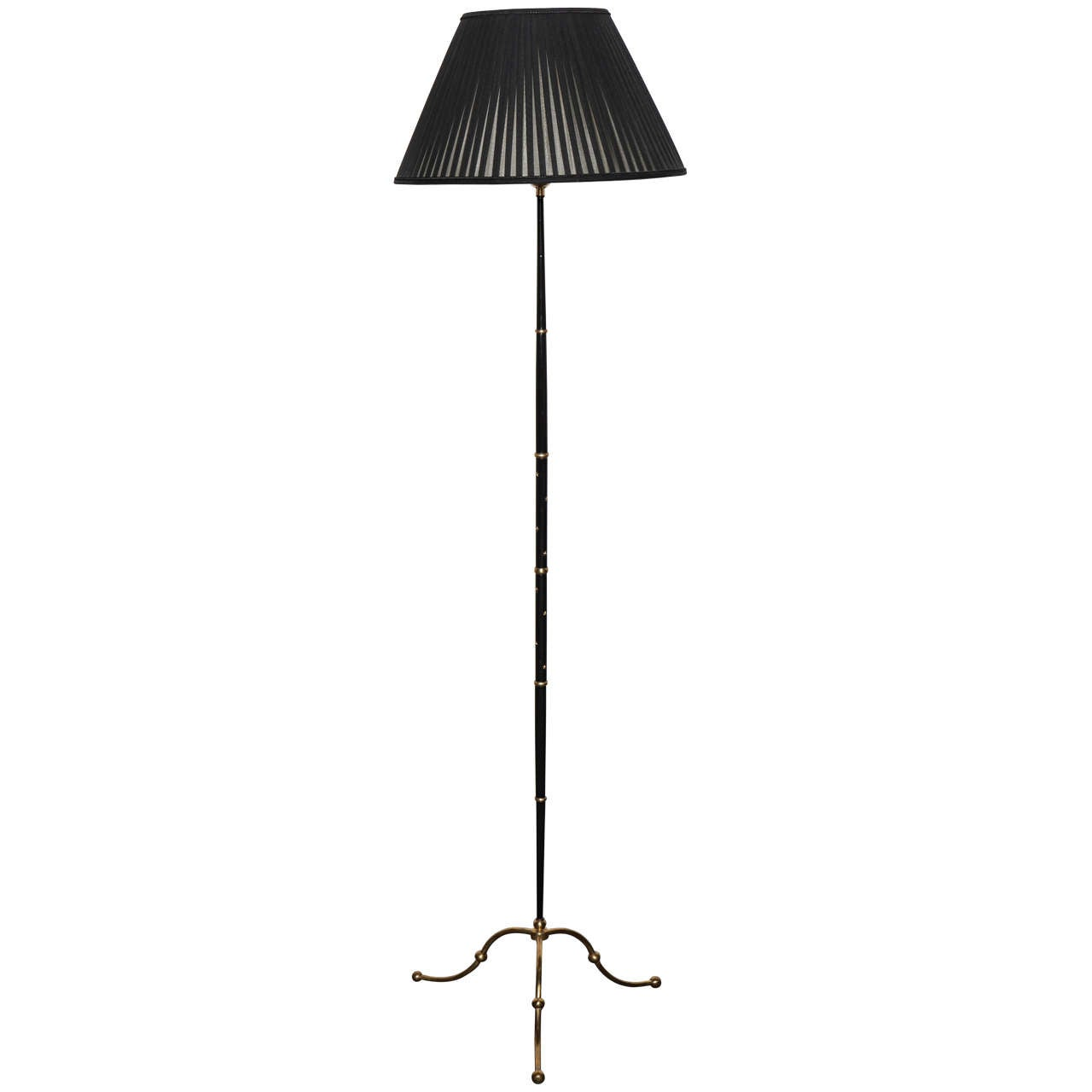 1940s floor lamp at 1stdibs for 1940s torchiere floor lamp