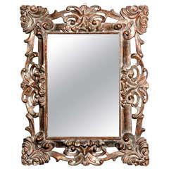 Italian Baroque Style Mirror