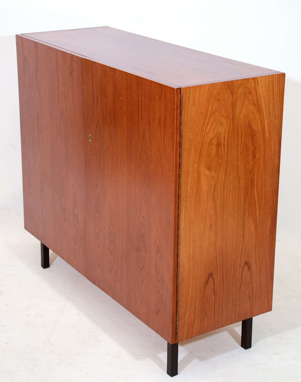 Swedish Desk in a Cabinet For Sale at 1stdibs