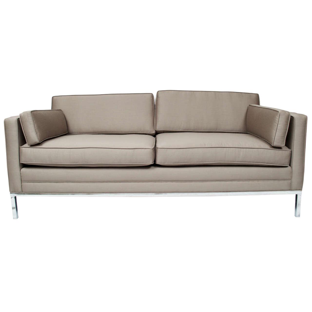 Milo Baughman For Thayer Coggin Sofa Saturday Sale At