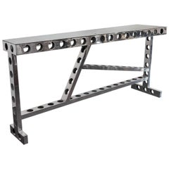 Aluminum Aviation Elements  Bar Table
