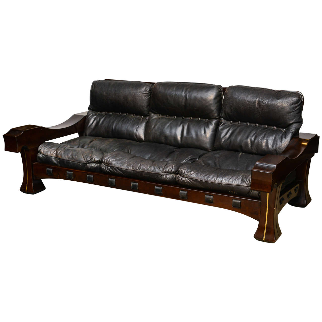 "Sofa ""Tatlin"" by Mario Cananzi and Roberto Semprini for ..."