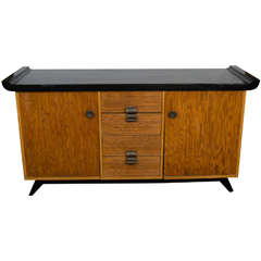 Mid Century Asian Inspired Side Board by Paul Frankl for Brown Saltman