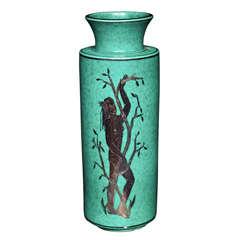 Deco Swedish Vase