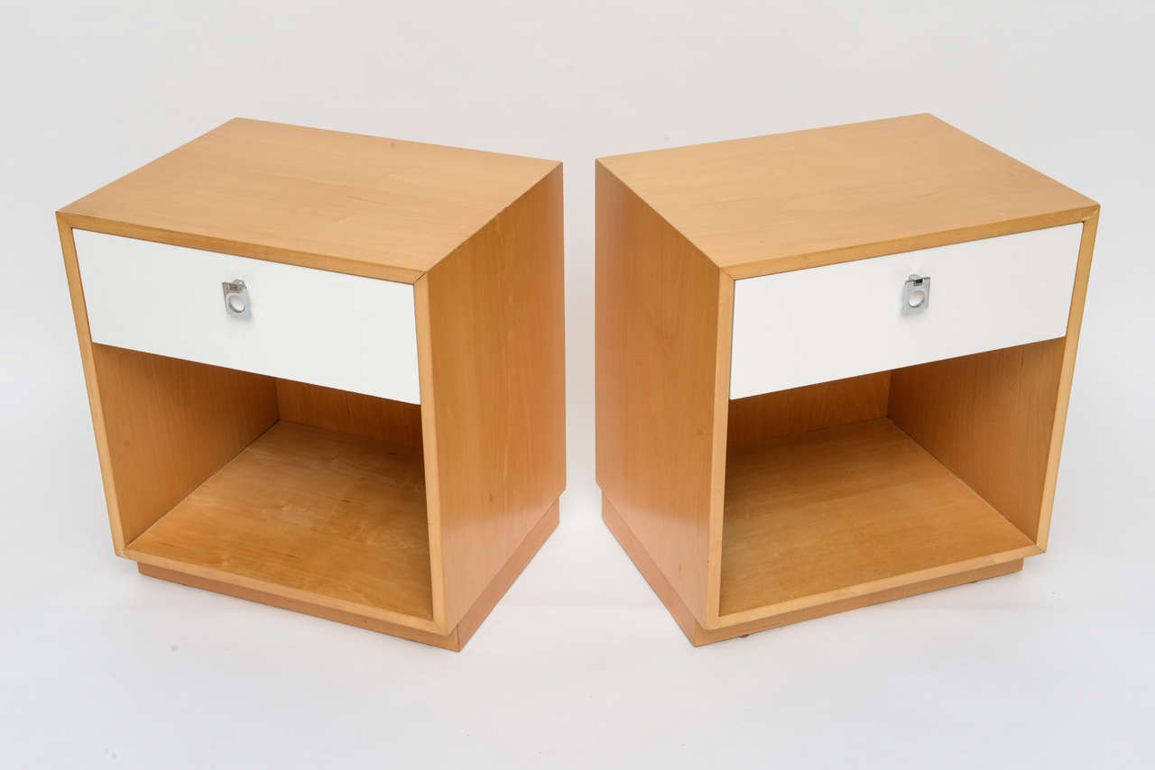 Jack Cartwright S Modern Nightstands For Founders Furniture At - Cartwright furniture