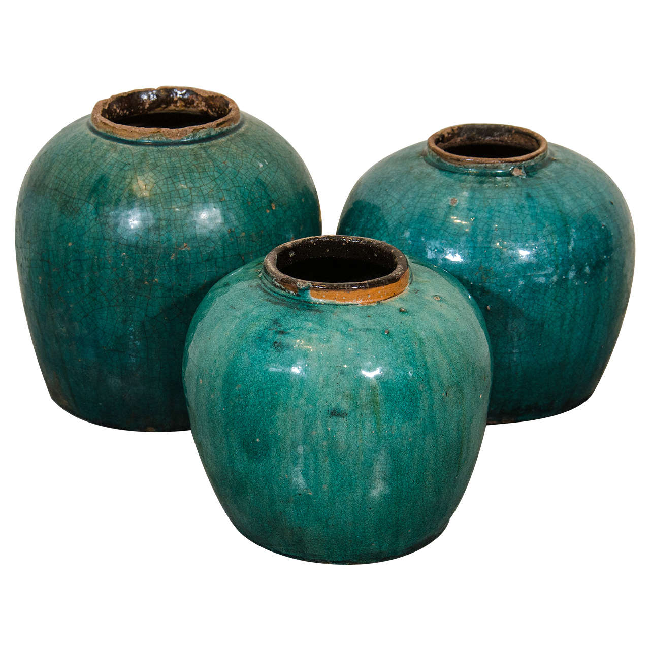 Home Decor Vintage Modern Antique Chinese Ceramic Ginger Jars At 1stdibs