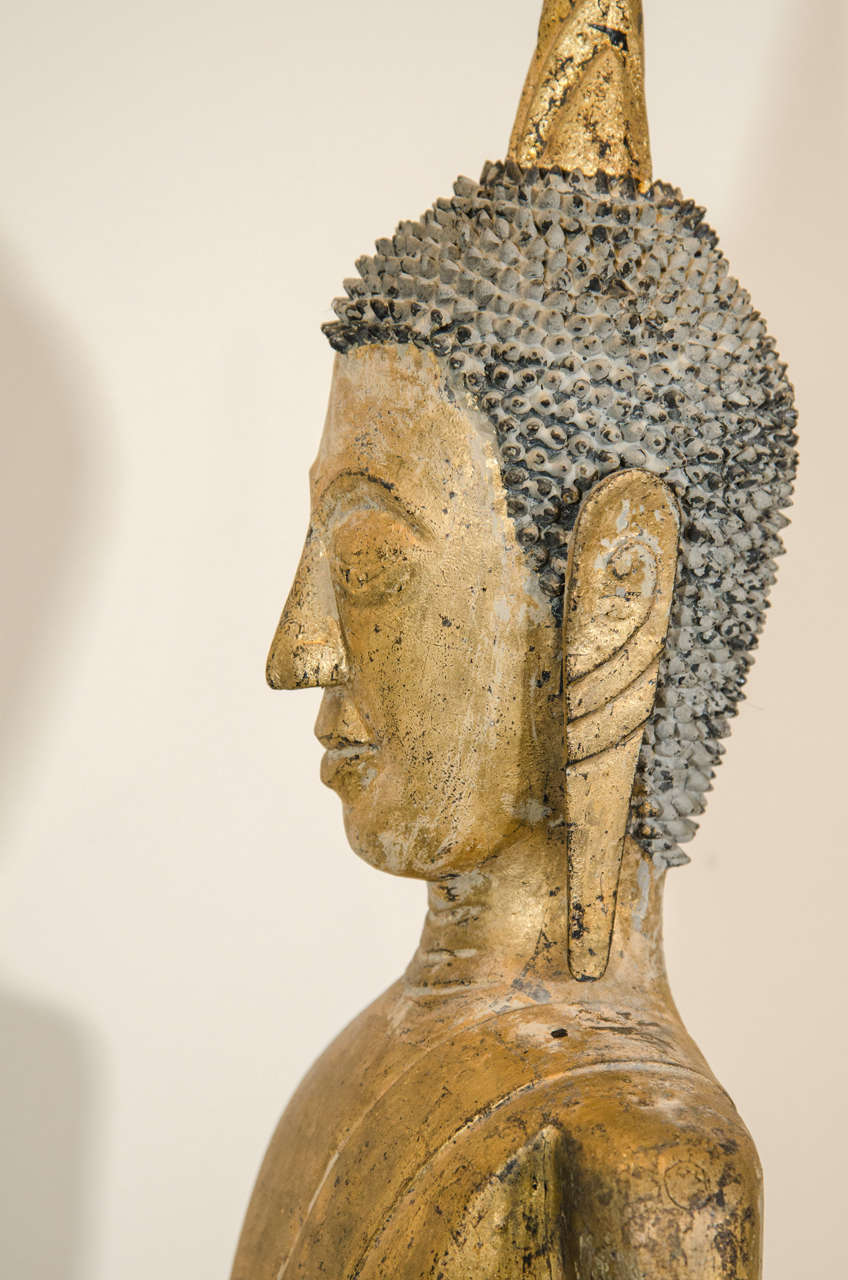19th Century Laotian Buddha For Sale 3