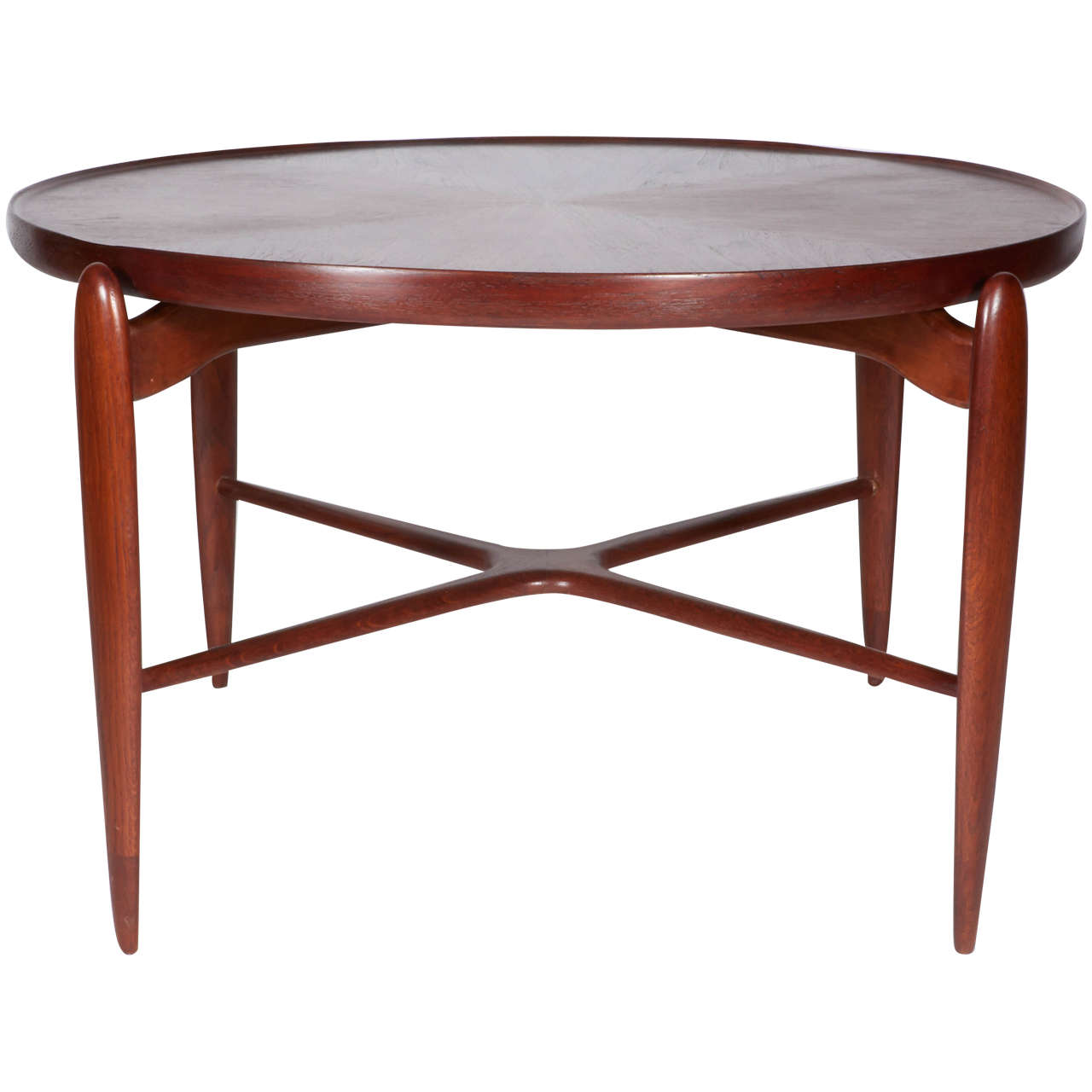 Elegant Danish Coffee Table At 1stdibs