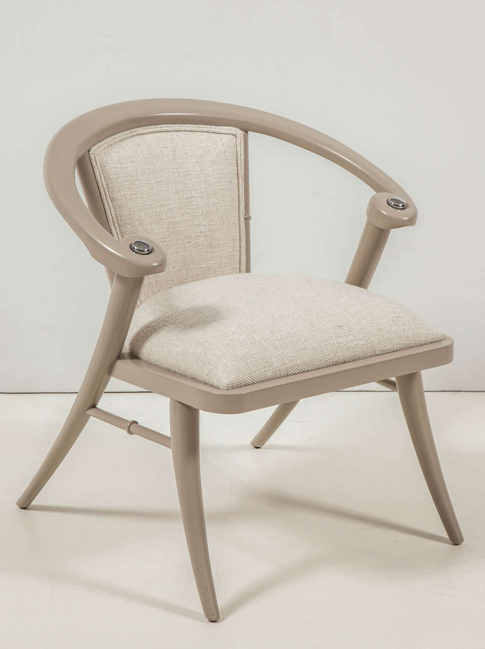 Pair of Lacquered Chairs 8