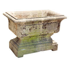 Large French Stone Jardiniere