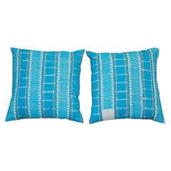 Ivory Coast Textile Pillow