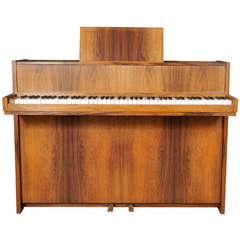 Rosewood Upright Piano