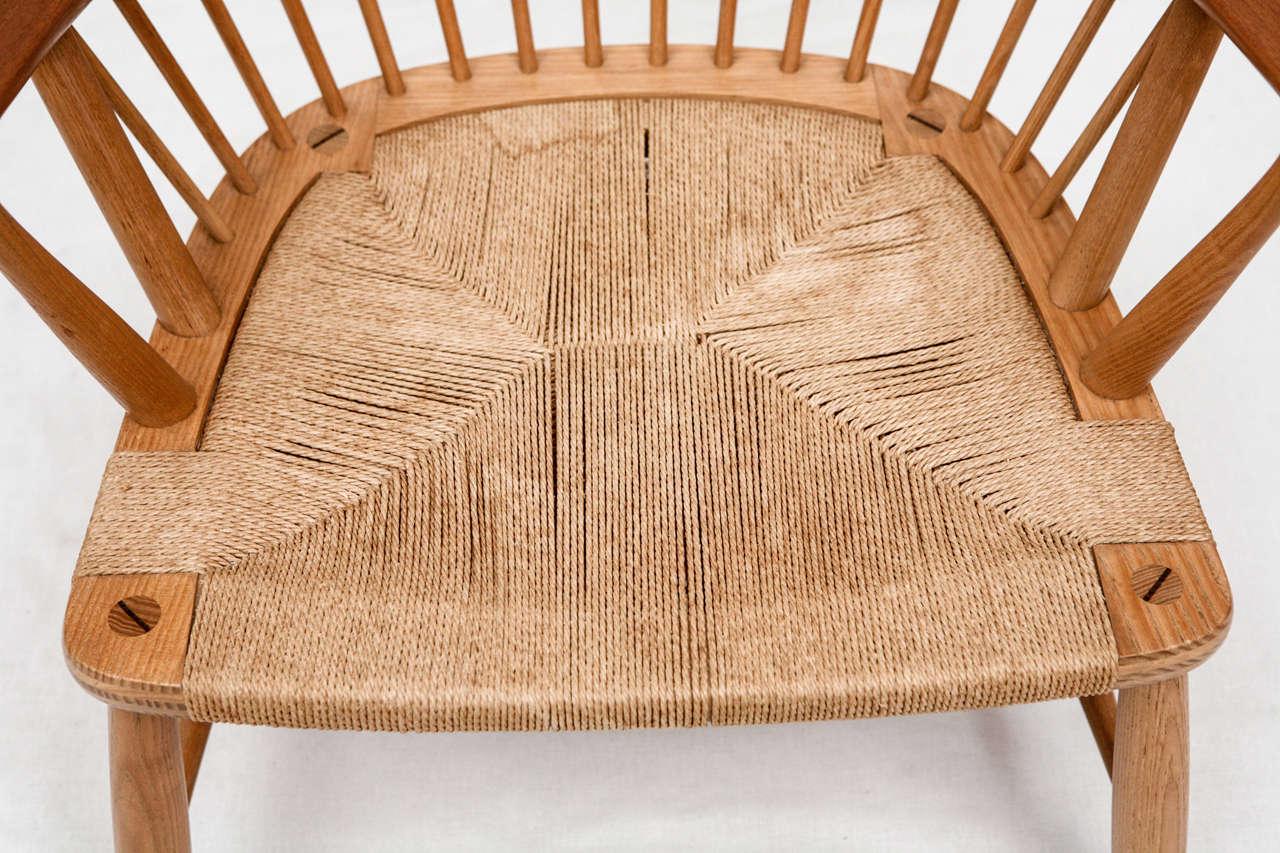 Hans Wegner Peacock Chair 3