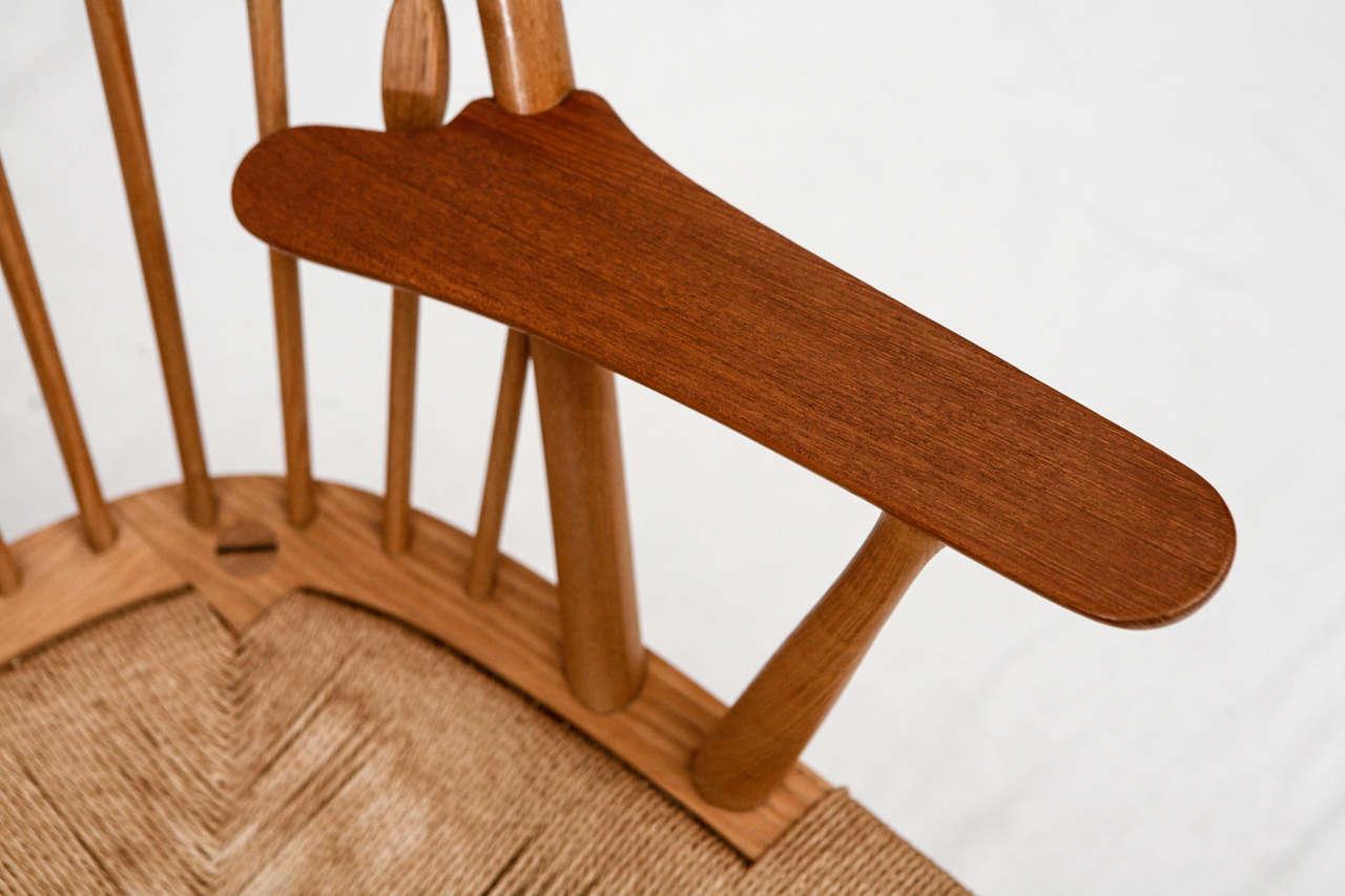 Hans Wegner Peacock Chair 4