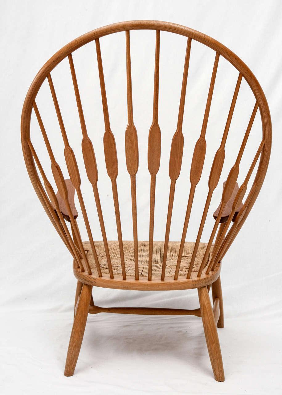Hans Wegner Peacock Chair 8