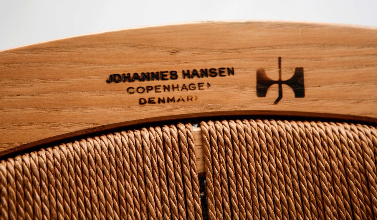 Hans Wegner Peacock Chair 9
