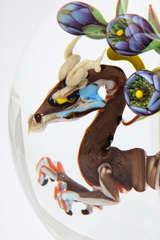 Jim D'Onofrio Dragon Root Paperweight image 7