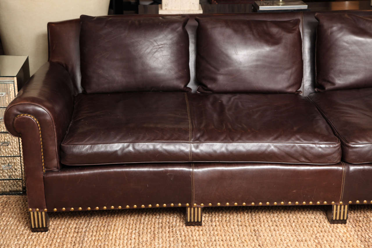 Coco Chanel Style Sofa At 1stdibs