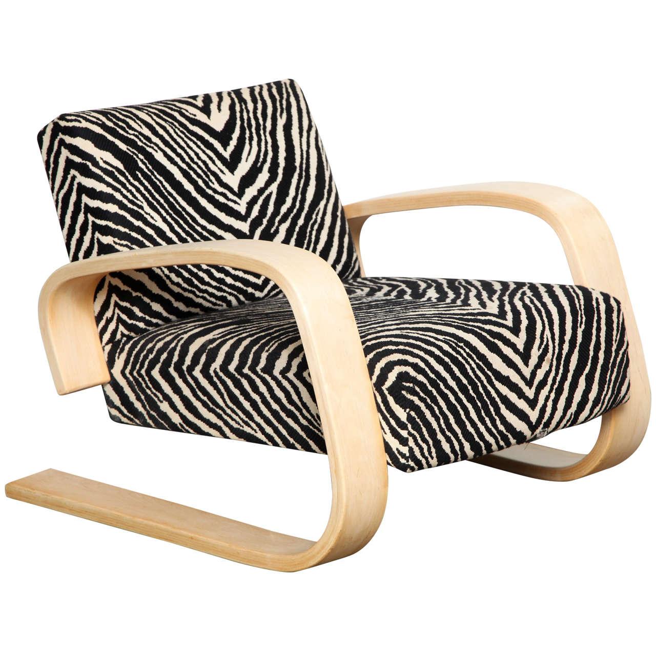 Alvar aalto chair at 1stdibs for Alvar aalto chaise