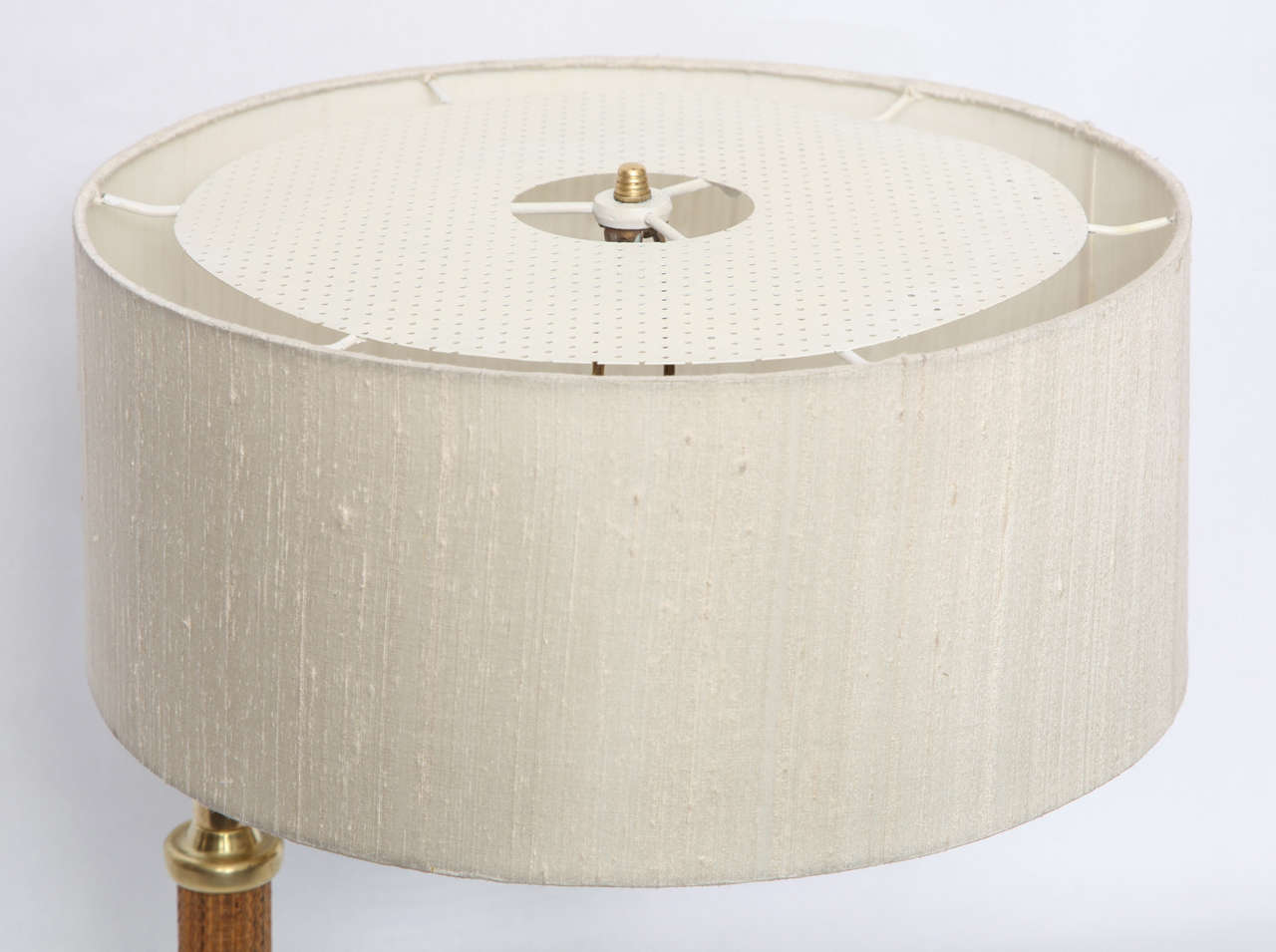 1930s American Modernist Articulated Table Lamp Attributed to Kurt Versen 5