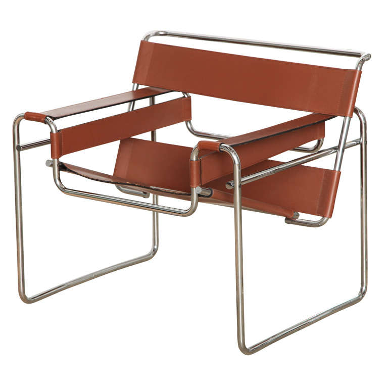 A Pair Of Marcel Breuer Knoll Wassily Chairs 1970 S At