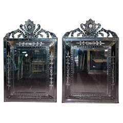 Two 1950s Mirrors