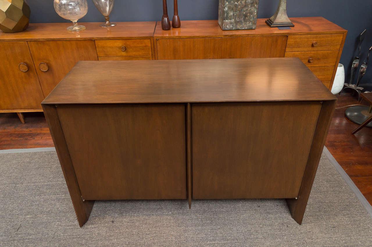 Mid-Century Modern T.H. Robsjohn-Gibbings Cabinet For Sale