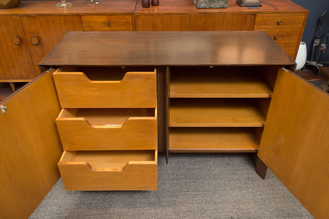 T.H. Robsjohn-Gibbings Cabinet In Excellent Condition For Sale In San Francisco, CA