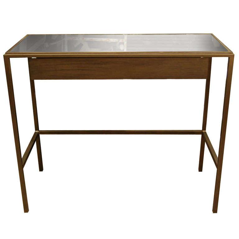 Metal Vanity or Desk