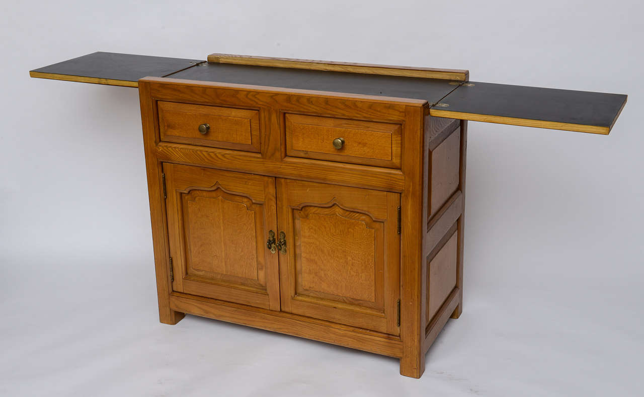 dry bar furniture. American Henredon Dry Bar Cabinet, 1970s For Sale Furniture