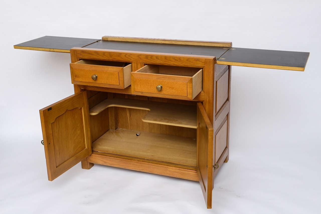 Henredon Dry Bar Cabinet 1970s At 1stdibs