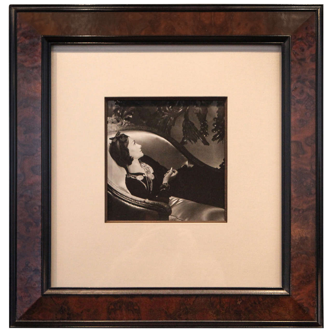 horst p horst 1906 1999 coco chanel paris 1937 at 1stdibs. Black Bedroom Furniture Sets. Home Design Ideas