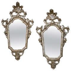 Italian Venetian Mirrors, 18th Century