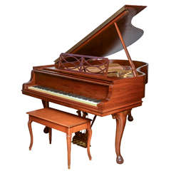 Steinway & Sons Grand Piano with Bench