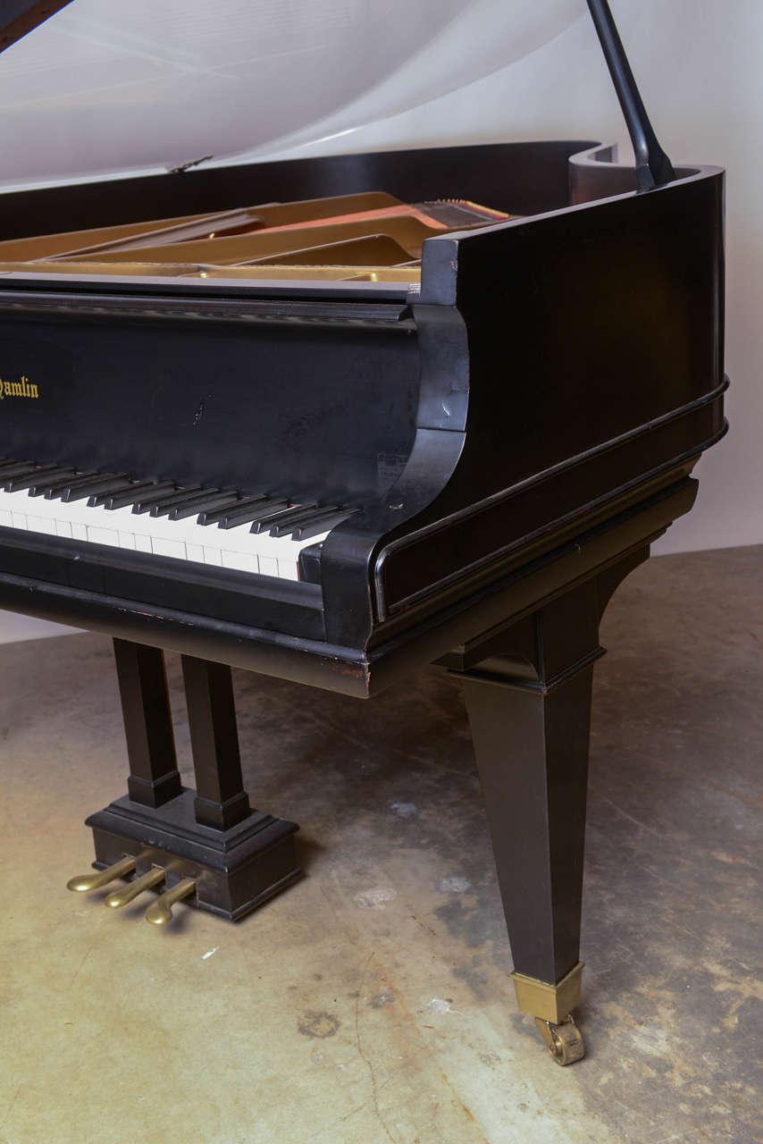 Mason & Hamlin Grand Piano with Lucite Top 9
