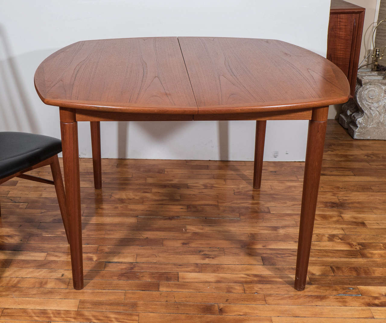 Teak extension dining table in excellent condition very clean and - Mid Century Koefoeds Hornslet Teak Extension Dining Table 2