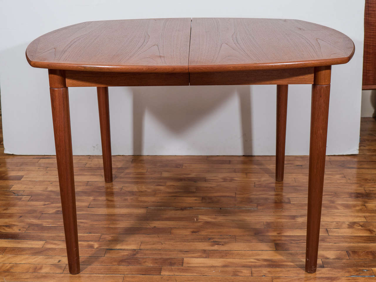 Teak extension dining table in excellent condition very clean and - Mid Century Koefoeds Hornslet Teak Extension Dining Table 3