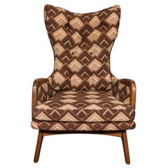 Mid-Century Adrian Pearsall Wingback Lounge Chair