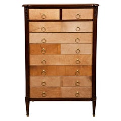 French Art Deco Style Lingerie Chest