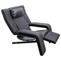 Avant Garde Brunati Lounge Chair Designed by Ammannati & Vitelli