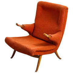 Rare Chair in the Manner of Dunbar