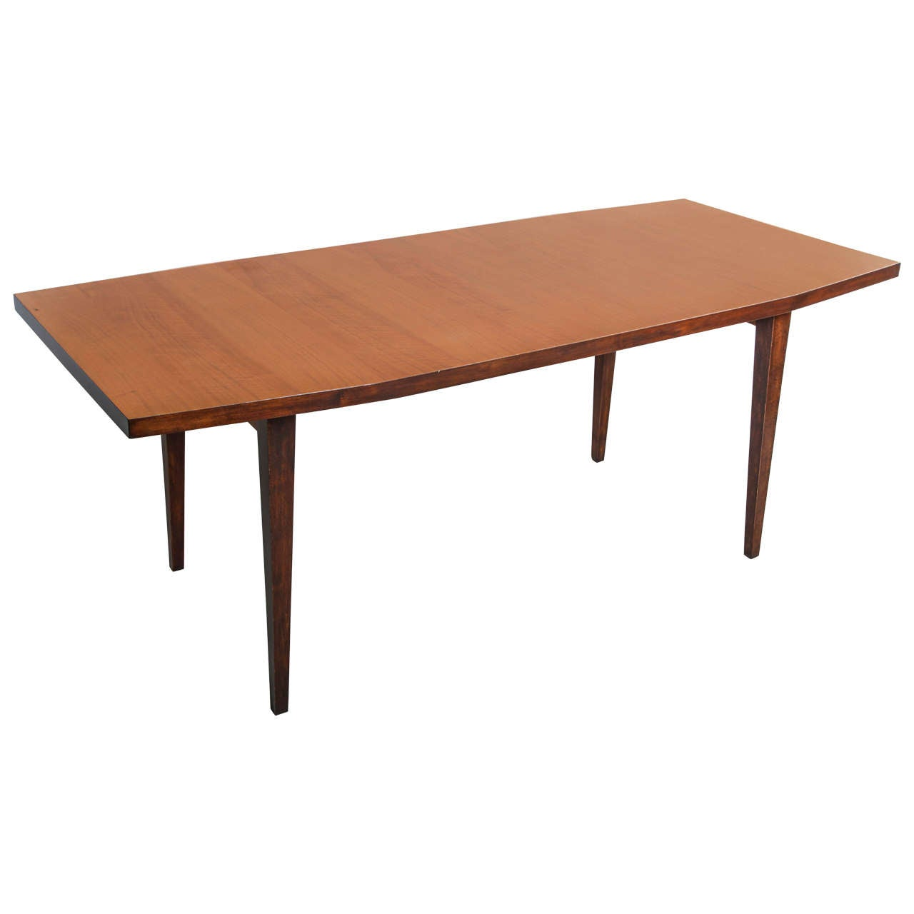 Extra Long Dining Table Part - 43: Extra Long Dining Or Conference Table By Kondor Möbel-Perfektion, 1960s 1