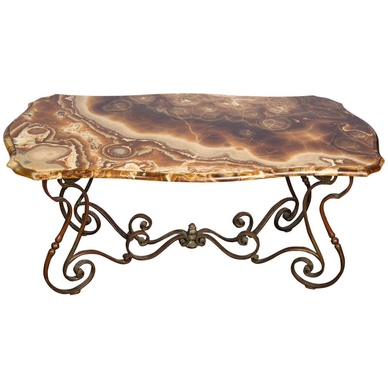 1940s italian coffee table in style of neo baroque at 1stdibs 1940s italian coffee table in style of neo baroque 1 geotapseo Image collections