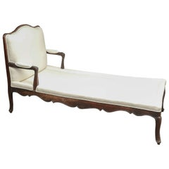 18th Century Walnut Daybed