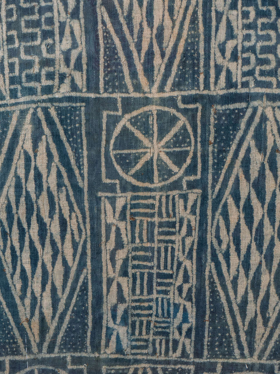 African Cameroon Ceremonial Chiefs Cloth 2