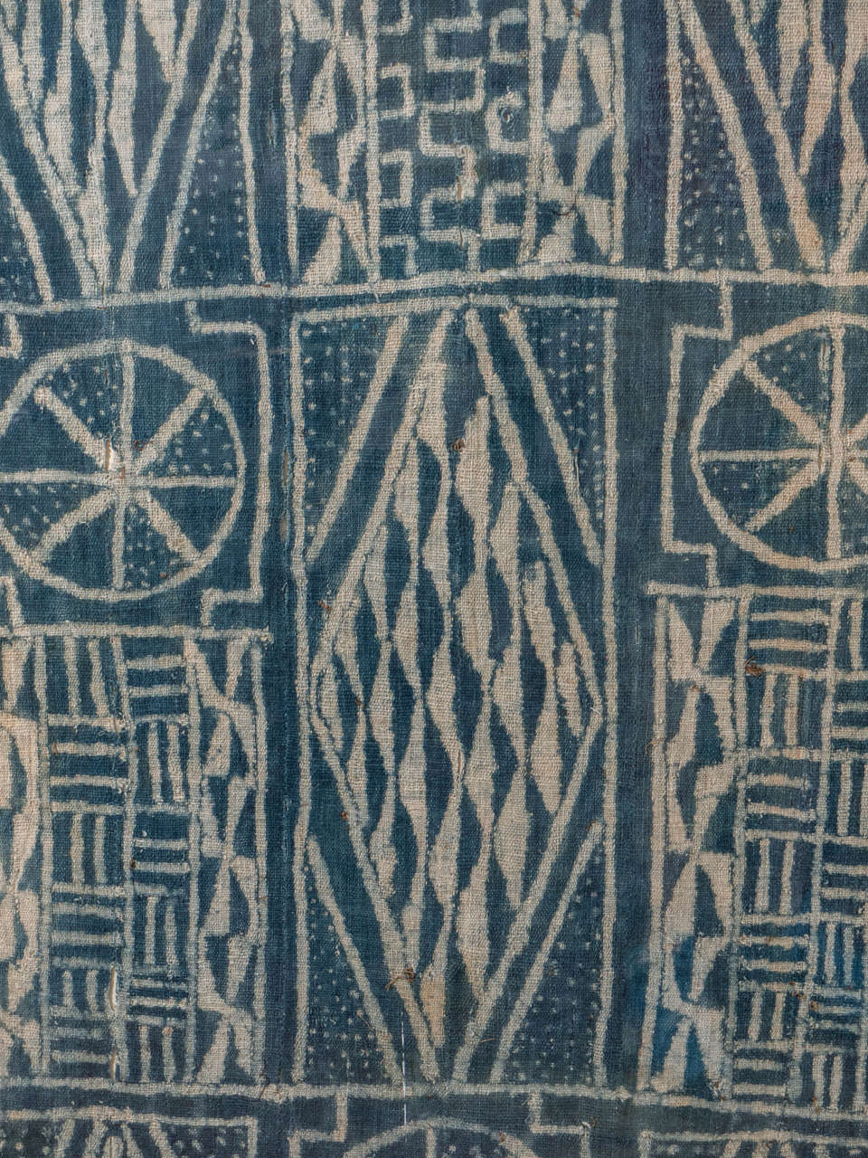 African Cameroon Ceremonial Chiefs Cloth 3