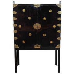 Japanese Kimono Cabinet